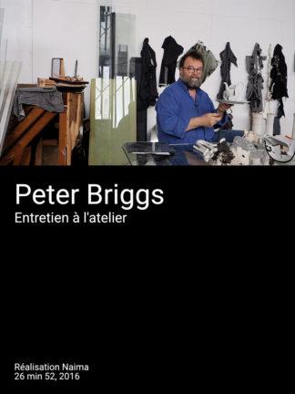 Peter Briggs, entretien à l'atelier