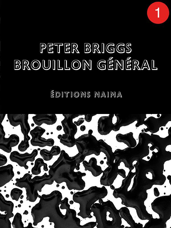 Peter Briggs Couverture Brouillon général