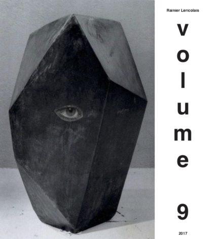 Rainier Lericolais, Volume 9, Fanzine