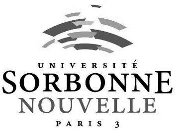 Université Paris 3 Sorbonne Nouvelle