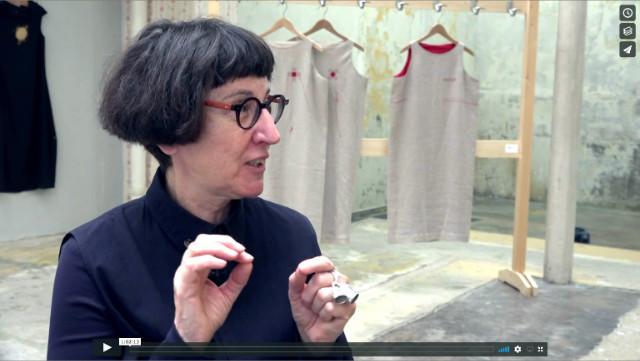 Monika Brugger parle de son travail et de ses recherches