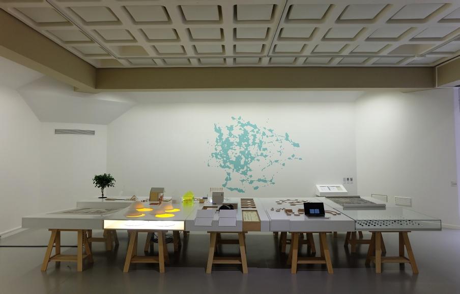 Inventarium 03, Michel Paysant, vue d'exposition, LAAC Dunkerque