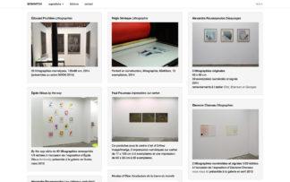 Galerie et éditions de Lithographie