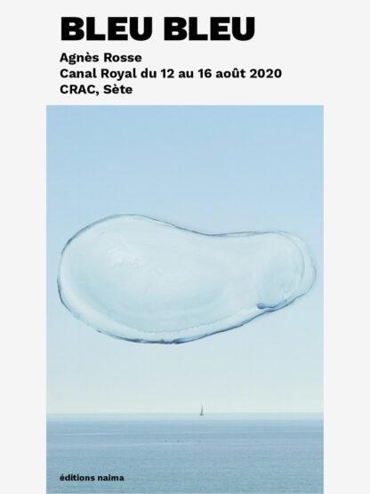 Couverture du livre d'Agnès Rosse, Bleu Bleu