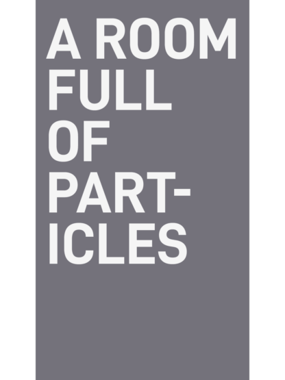 A room full of particules. A living archive for Isabelle Schad